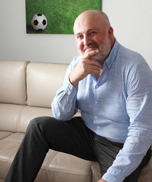 Libor Páv - agent FIFA